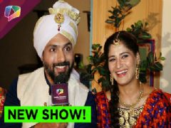 Iqbal Khan and Aarti Singh talk about their new show Waaris!
