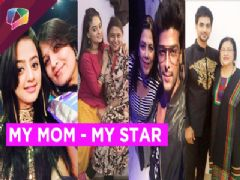 Check out: Stars with their Supermoms!