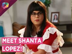 Sandeep Anand's new girly look!