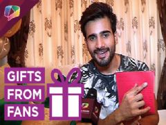 Birthday gift segment with Karan Tacker!