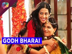 Check out the Godh Bharai sequence of Meri Awaaz Hi Pehchaan Hai