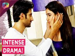 Kunj beats up Yuvi on Tashan-E-Ishq