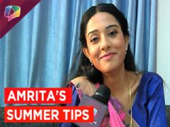 Amrita Rao shares her summer tips with India Forums