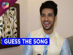 Shakti Arora plays guess the song with India Forums!