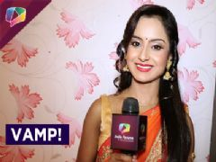 Ishita Ganguly as Vamp on I.K.R.S!