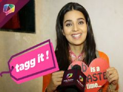 Mansi Srivastava plays Tagg it with India Forums.