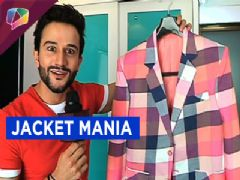 Stylish jacket collection of sahil salathia