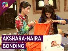 Yeh Rishta Kya Kehlata Hai family members trying to make Akshara -Naira more closer.