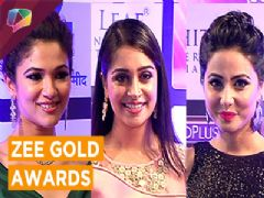 Zee Gold Awards Night