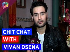 Vivian Dsena talking about his show Shakti