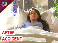 Suman's accident makes whole family upset in the show Ek Duje Ke Vaaste on Sony TV