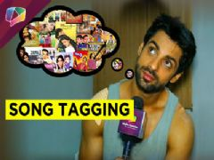 Karan Wahi Song Tagging fun segment with India Forums