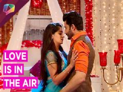 Cupid's arrow hits Simar & Prem in the supernatural soap opera Sasural Simar Ka.