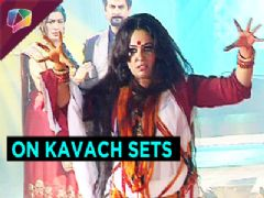 India Forums gives you a sneak peek into the sets of Kavach…Kaali Shaktiyon Se airing on Colors TV