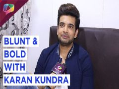Karan Kundra reveals how his girlfriend likes kissing him