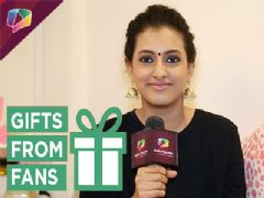 Team India Forums delivers Aditi Gupta the gifts sent by her fans