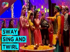 Its celebration time in the Star Plus show Yeh Rishta Kya Kehlata Hai