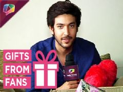 Watch Shivin Narang receive gifts from his fans