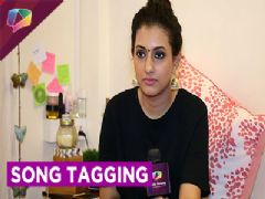 Watch your favourite Aditi Gupta tag Bollywood songs to her fellow celebrities