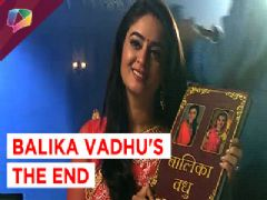 With this shoot, Balika Vadhu culminates its 8 long years on television