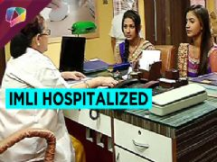 Chakor takes Imli to a hospital. Who will accept Imlis child ?