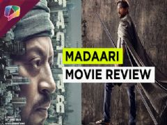 Audeince review on Madaari