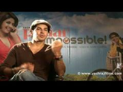 Making Part 3 - (Pyaar Impossible)