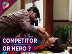 Baazigar-Aarav becomes Arundhathis competitor and a knight in shining armor