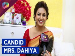 Candid conversation with Mrs. Divyanka Tripathi Dahiya