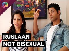 Ruslaan Mumtaaz says he is not bisexual