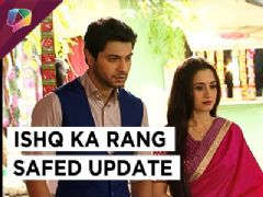 In Ishq Ka Rang Safed, Dhaani and Viplav seek for help