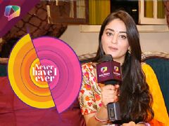 Mahi Vij plays Never Have I Ever