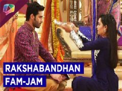 Fam-Jam on Rakshabandhan in Udaan