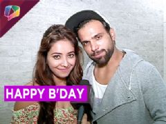 Rithvik turns a host for India Forums on Asha Negi's birthday
