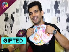 Arjun Bijlani receives unconditional love