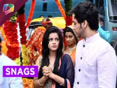 Snags between Bihaan and Thapki on Ganapati