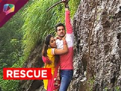 Rishab saves Raina in Brahmarakshas