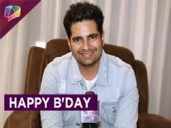 Karan Mehra aka Naitik's birthday celebration
