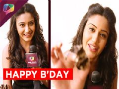 Surbhi Chandna's birthday bash with her co-stars