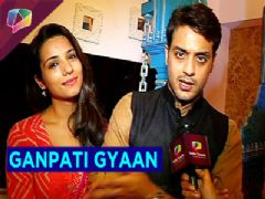Check Gaurav Bajaj and his Wife's knowledge about Ganpati Bappa
