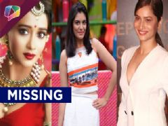 Television Bahu's tell why they are missing from small screen