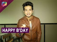 Fahad Ali celebrates his birthday with India Forums