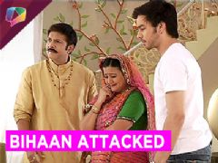 Thapki saves Bihaan from Goons in Thapki Pyaar Ki