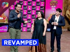 Comedy Nights Bachao Taaza Press Meet