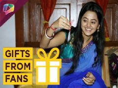 Helly Shah receives gifts from her fans with get well soon wishes Part-2