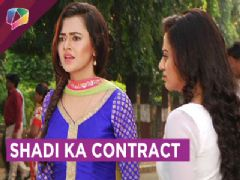 Swara and Ragini to take Uttara's wedding contract in Swaragini