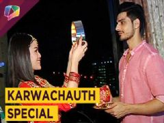 Vin Rana expresses his love for his wife on Karwachauth