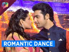 Rishi and Tanjua do a romantic dance in Kasam