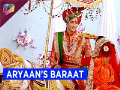 Aryan and Sanchi's wedding in Ek Rishta Sanjhedari Ka