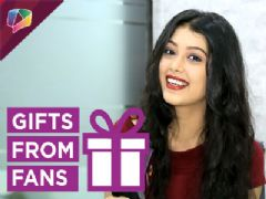 Digangana Suryavanshi received gifts from Fans part-01